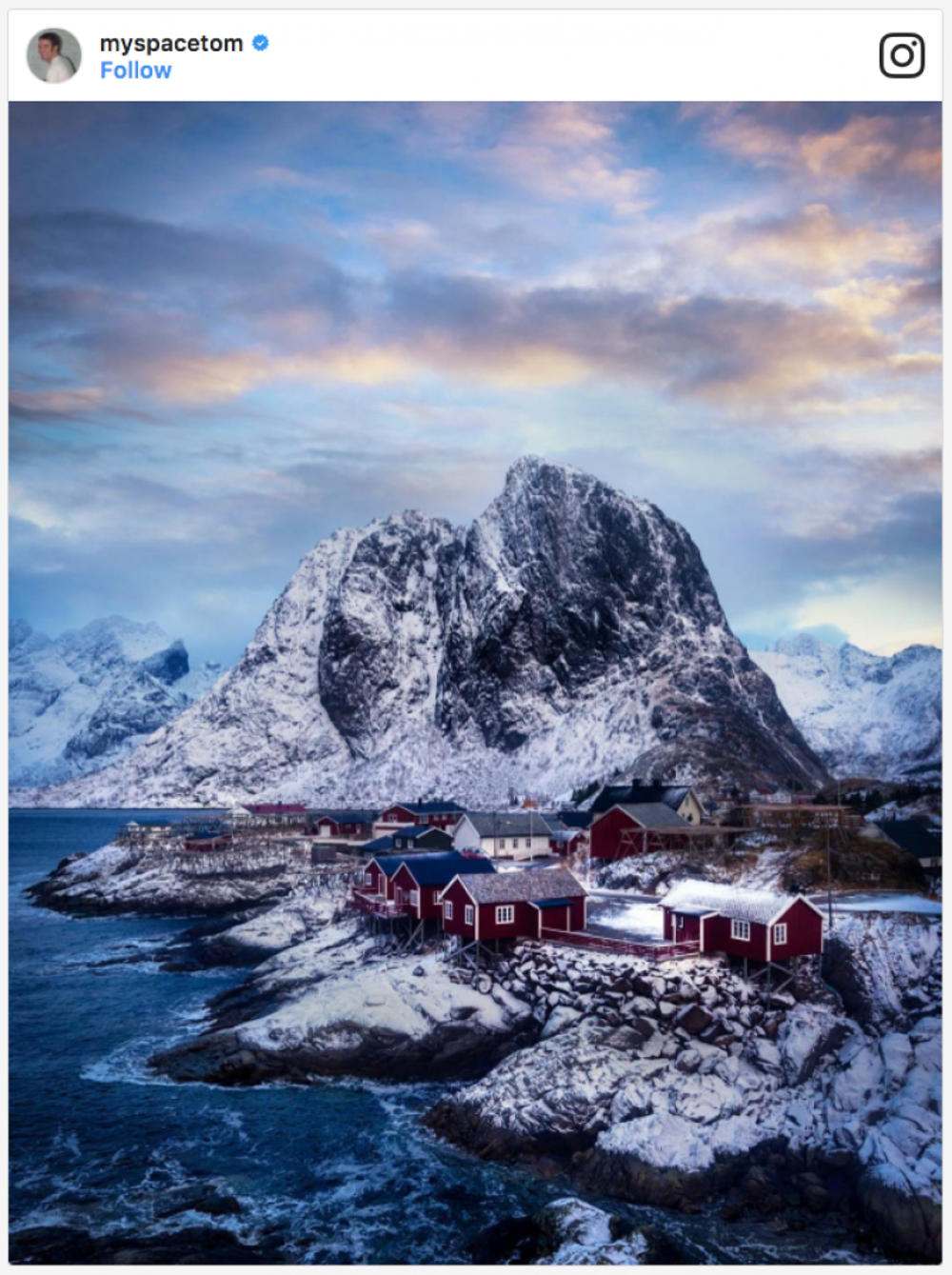 In Lofoten, Norway