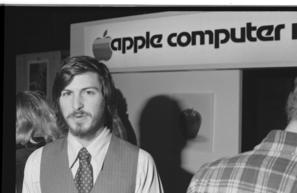 Before the Apple Store.