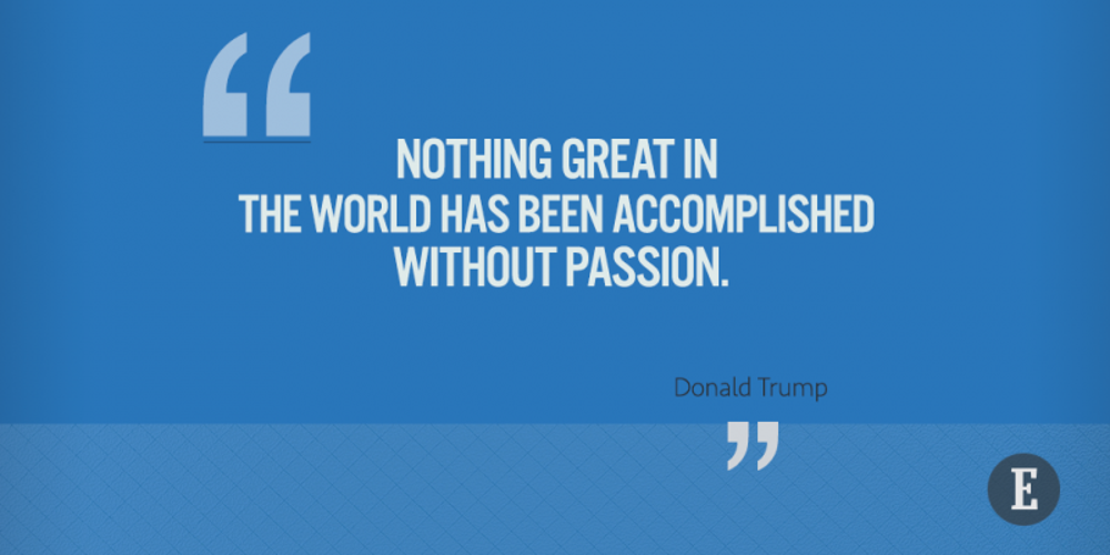 On passion