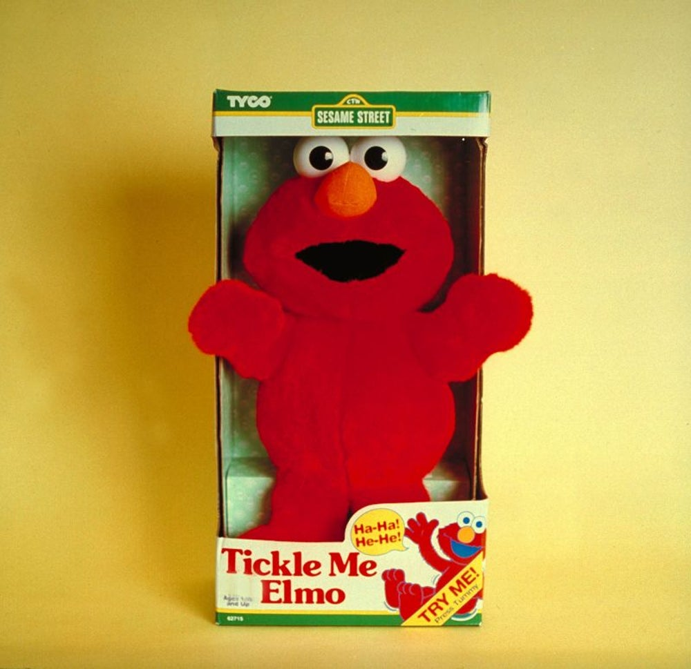 Tickle Me Elmo (1996)