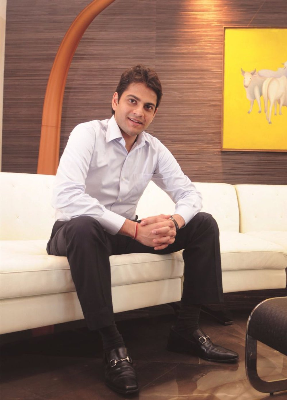 Strong With The Wind -DEVANSH JAIN l 30, Director, Inox Wind Limited
