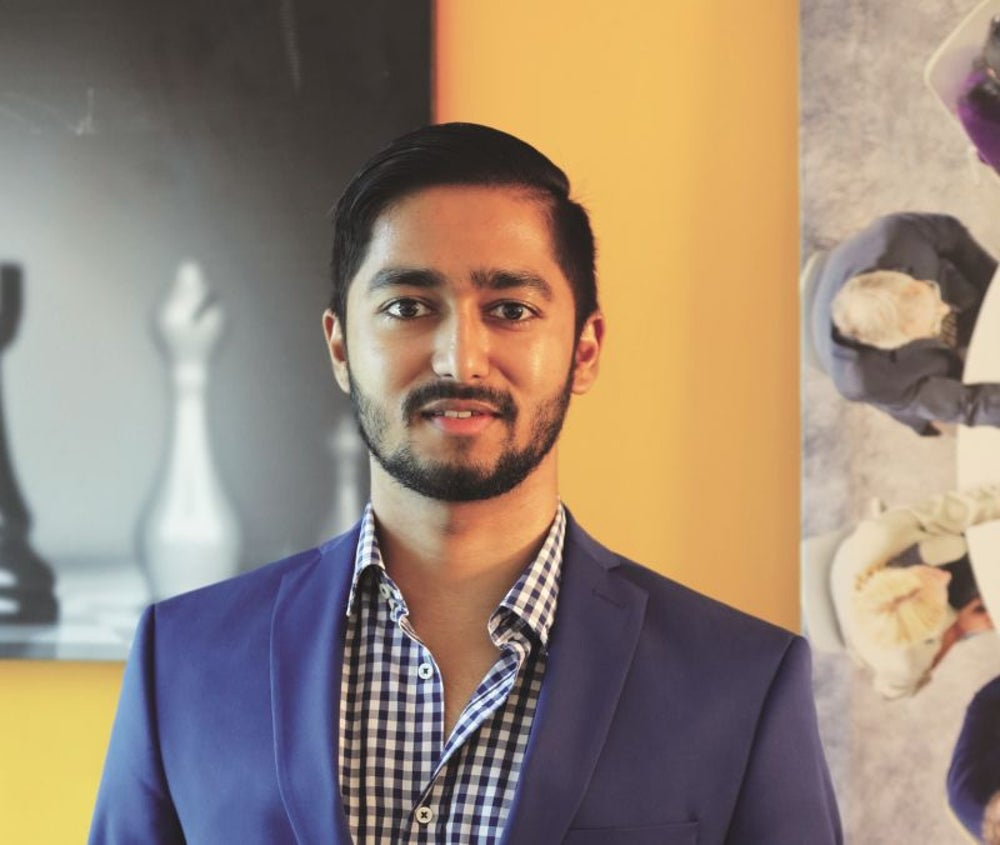 Blending Art With Science - VIRAJ G KALYANI l 27 Founder, Kalyani Studio