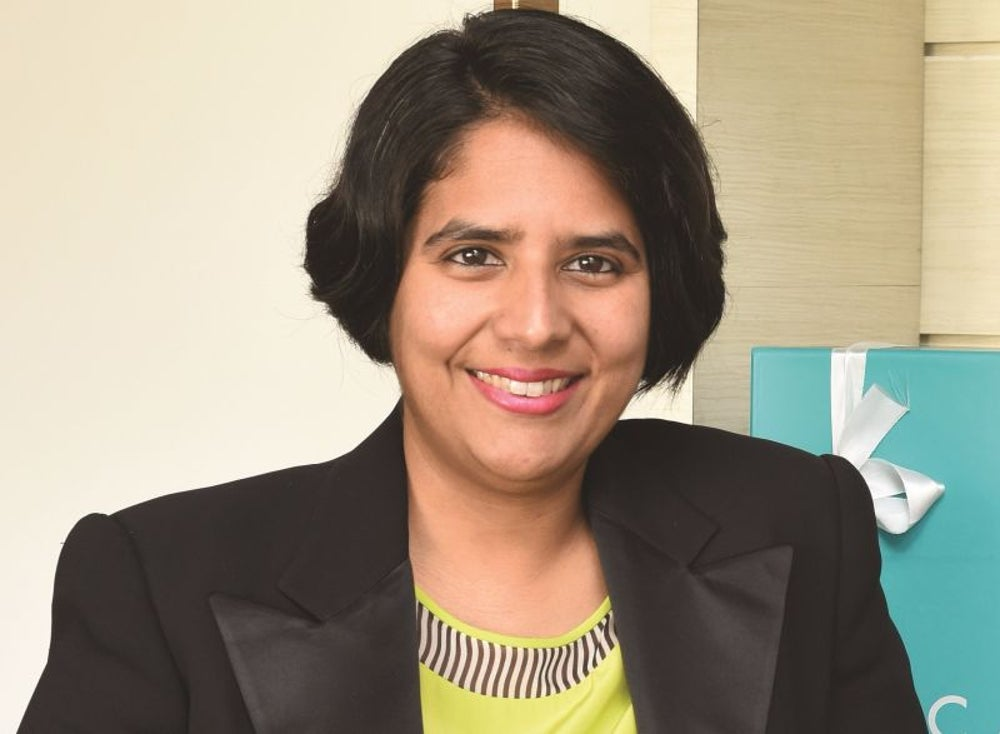 Youth Is The New 'VIP' - RADHIKA PIRAMAL l 39, Managing Director, VIP
