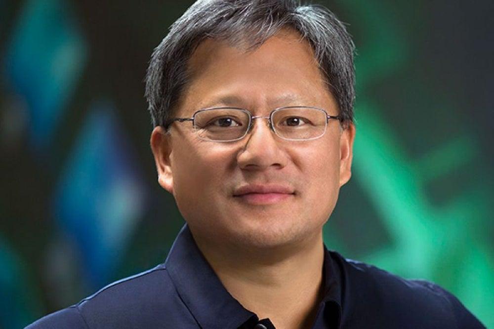 Jen-Hsun Huang, NVIDIA