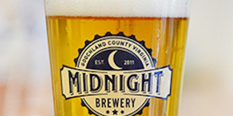 Travis Kalanick paired with Midnight Brewery's New Beginning