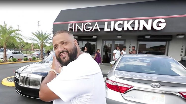Dj khaled is finga licking miami going out of business lu - 2 part 10