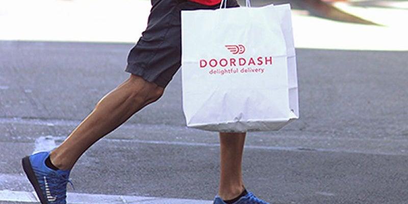 DoorDash, $100