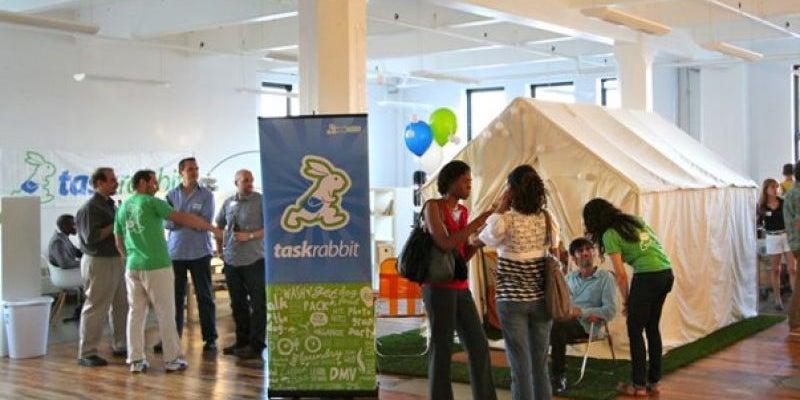 TaskRabbit, $110