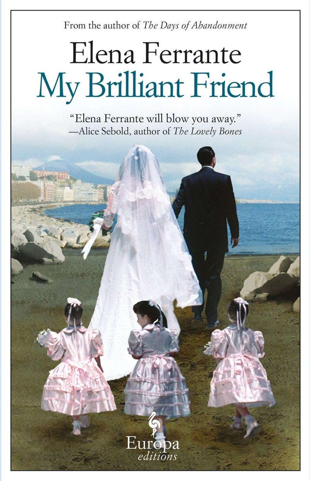 Associate Contributors Editor Joan Oleck -- 'My Brilliant Friend' by Elena Ferrante