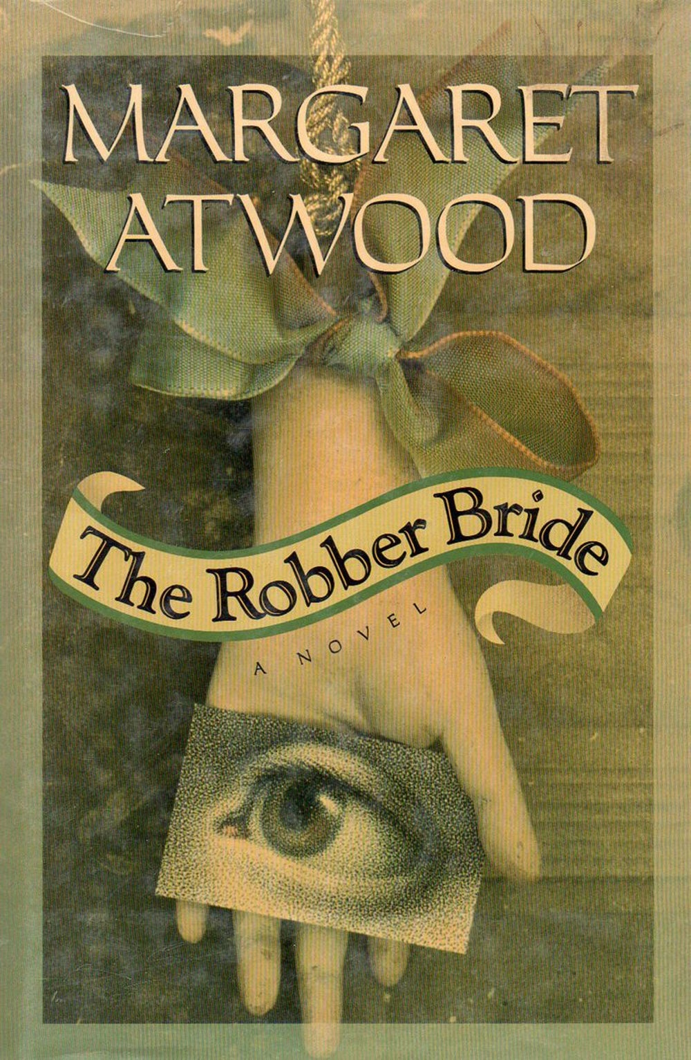 Special Projects Director Andrea Huspeni -- 'The Robber Bride' by Margaret Atwood