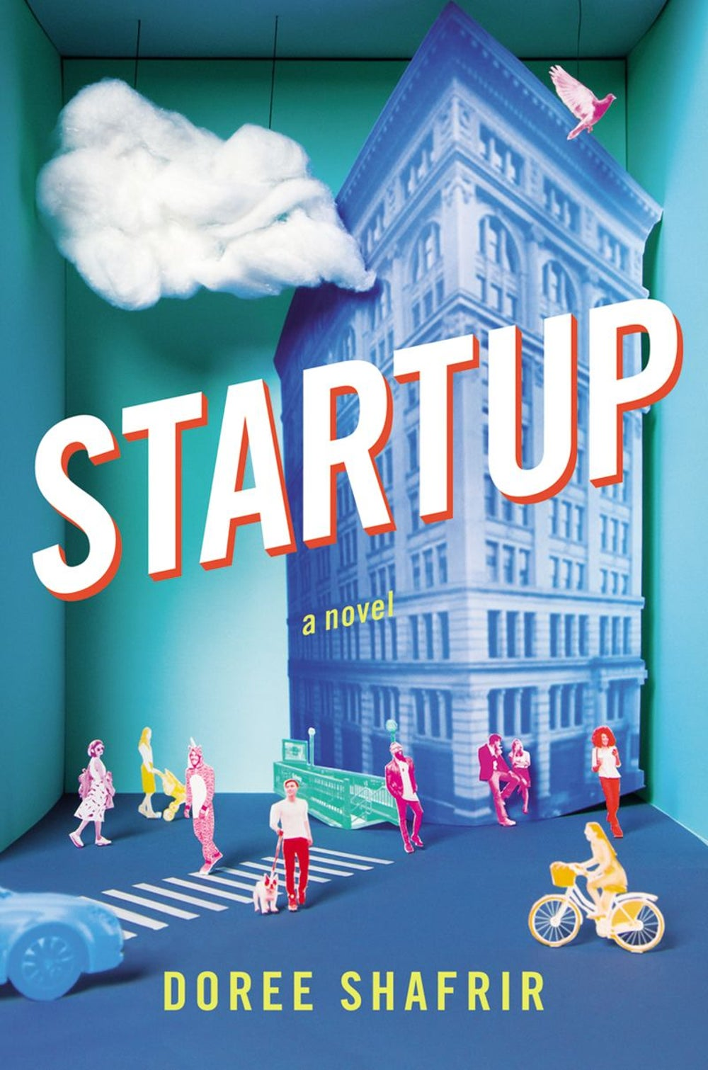 Senior Editor Stephanie Schomer -- 'Startup: A Novel' by Doree Shafrir