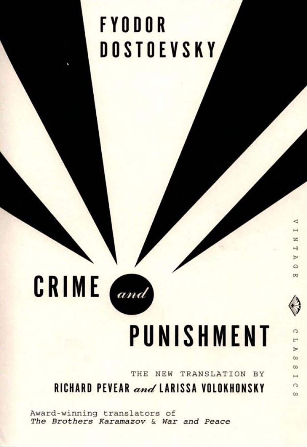 Insights Editor Liz Webber -- 'Crime and Punishment' by Fyodor Dostoevsky