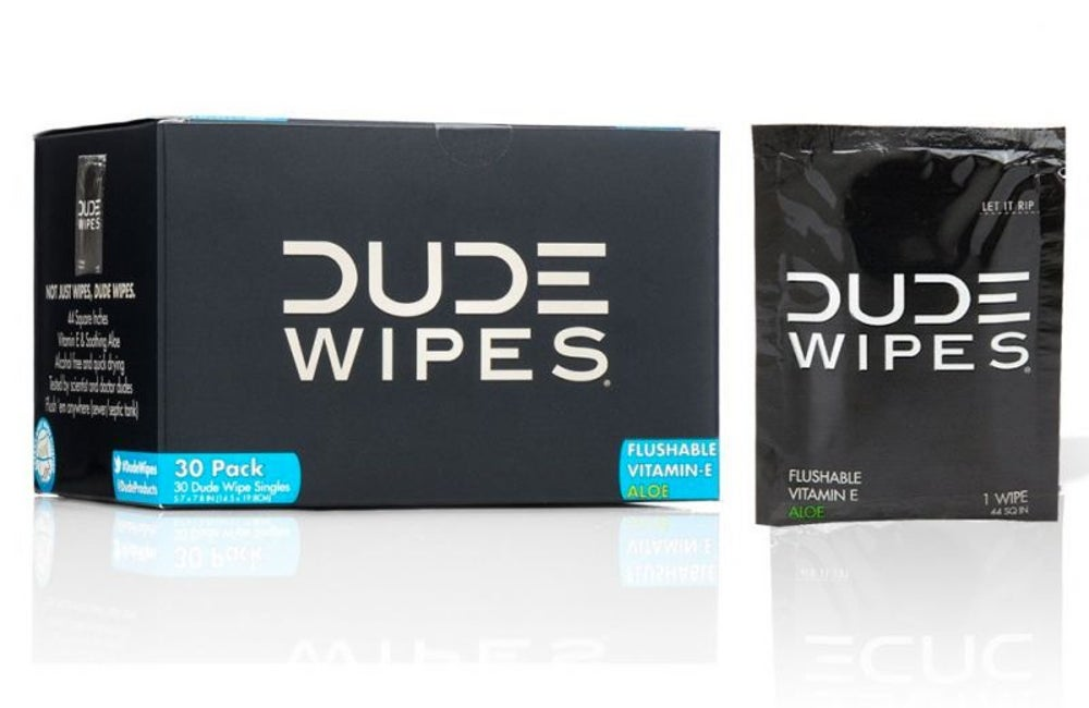 'Dude' wipes