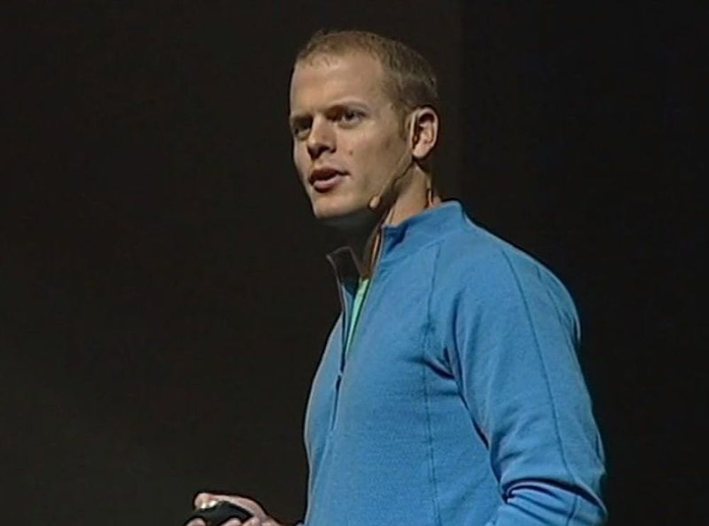 'Smash Fear, Learn Anything' by Tim Ferriss