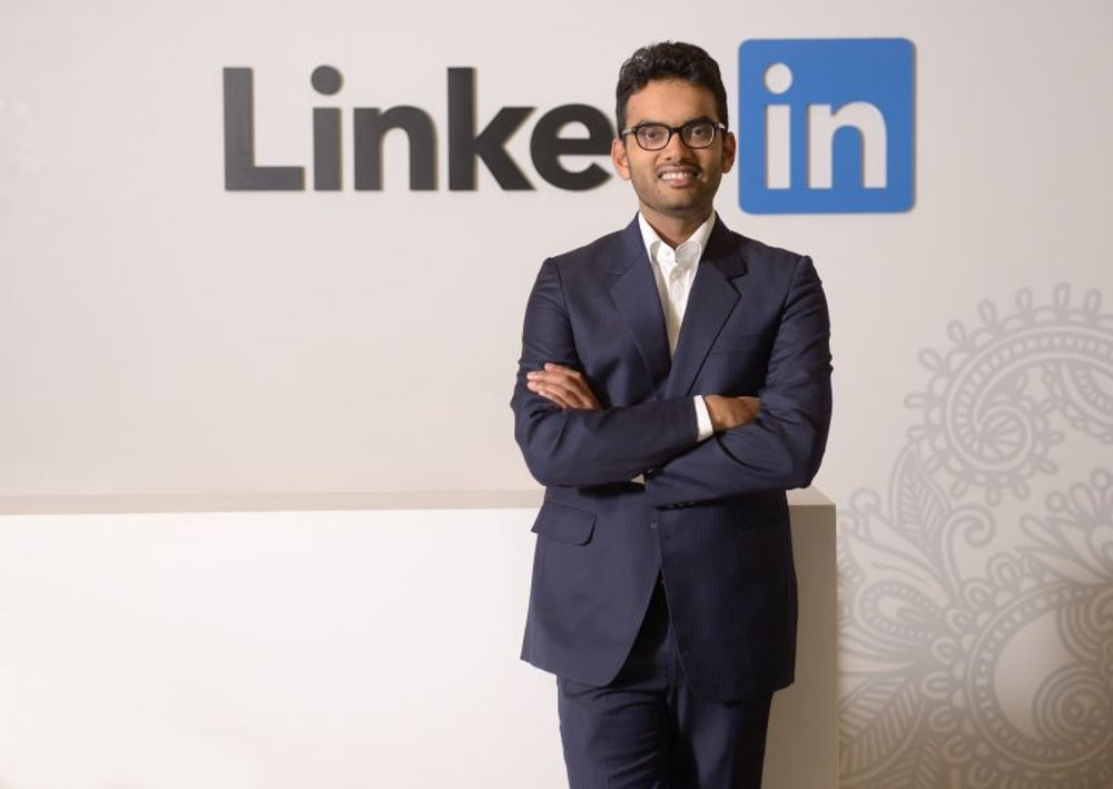 Akshay Kothari – Country Manager and Head of Product, LinkedIn India
