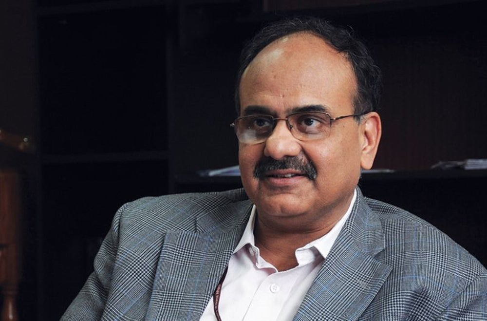 Dr Ajay Bhushan Pandey, CEO, UIDAI
