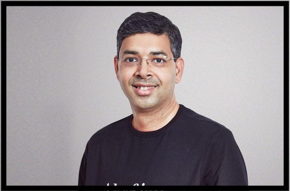 Prashant Gupta, President and CEO, ABOF