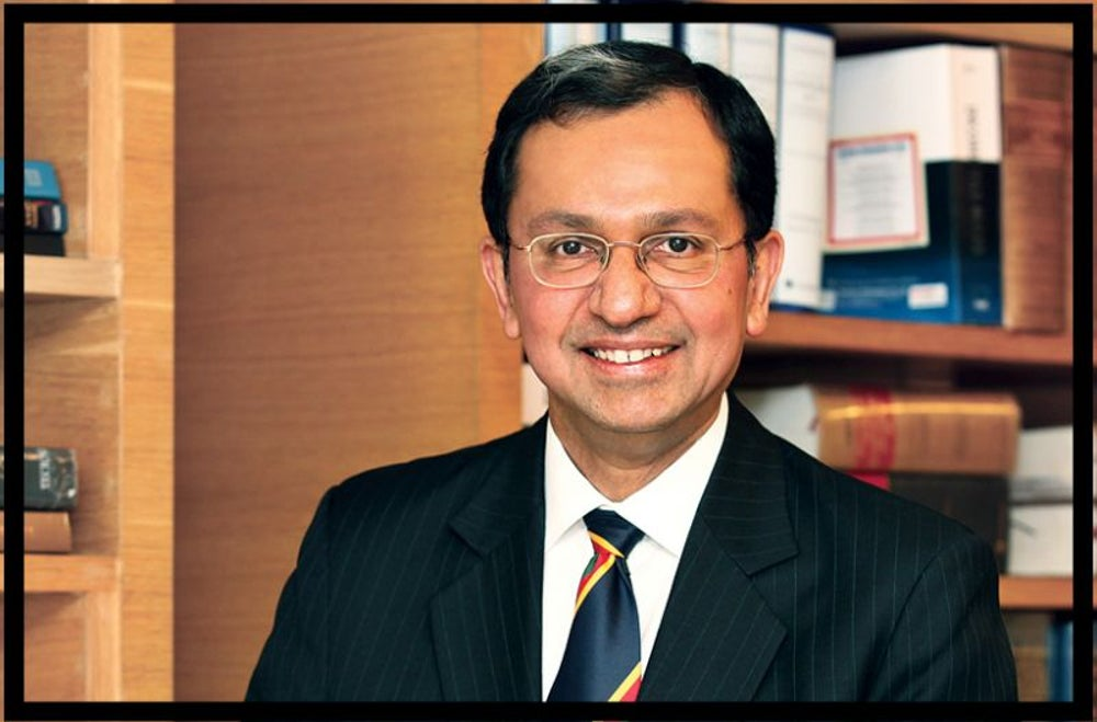 Suresh Narayanan, CEO, Nestle India