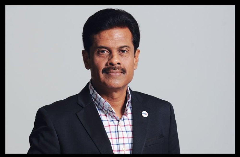 Vasanth Kumar, Executive Director, Max Fashion India