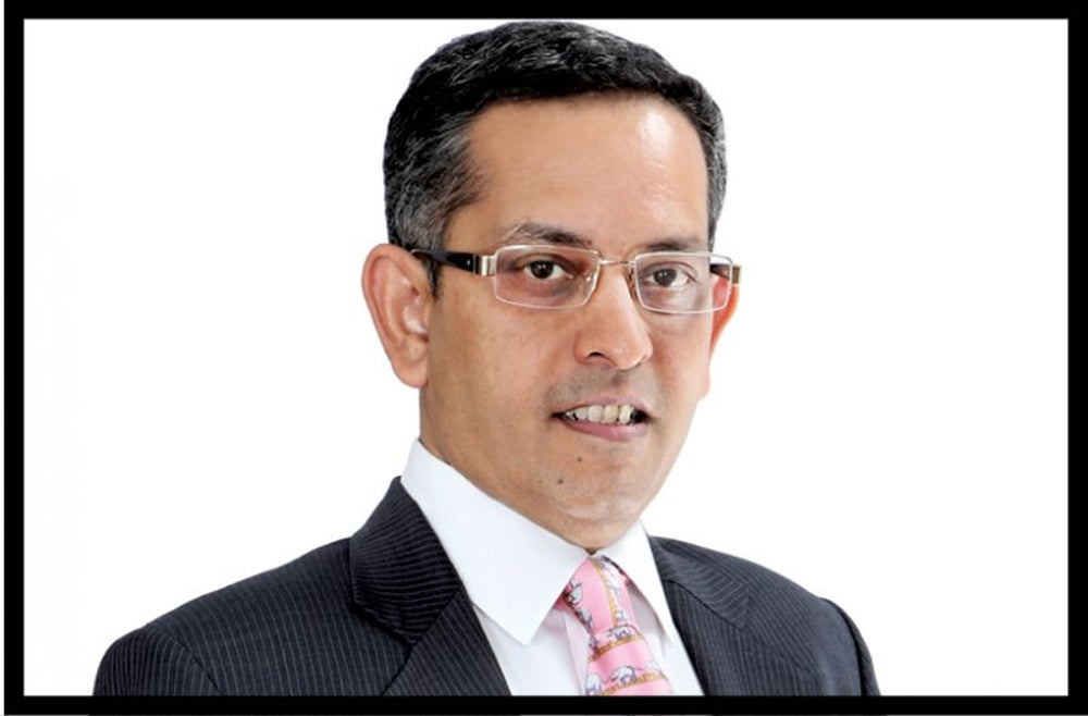 Amar Abrol, MD and CEO, AirAsia India