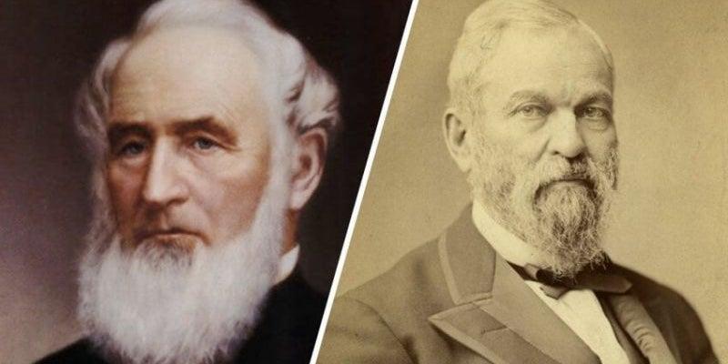 Henry Wells and William G. Fargo: Wells Fargo