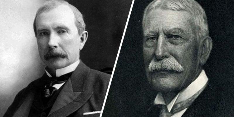 John D. Rockefeller and Henry Flagler: Standard Oil
