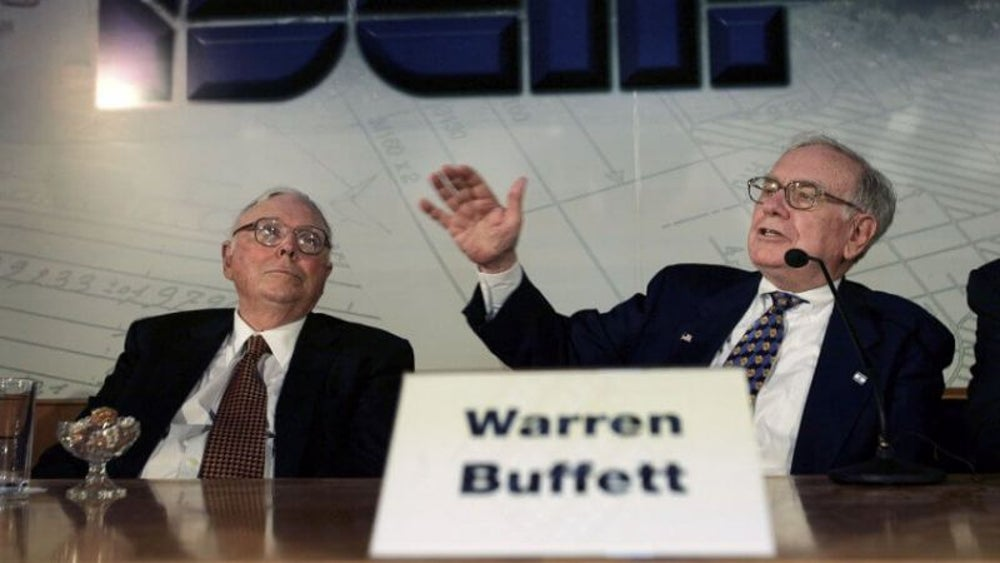 Warren Buffett and Charlie Munger: Berkshire Hathaway