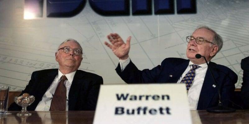 Warren Buffett and Charlie Munger: Berkshire Hathaway