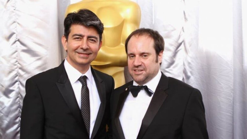 Pierre Omidyar and Jeffrey Skoll: eBay