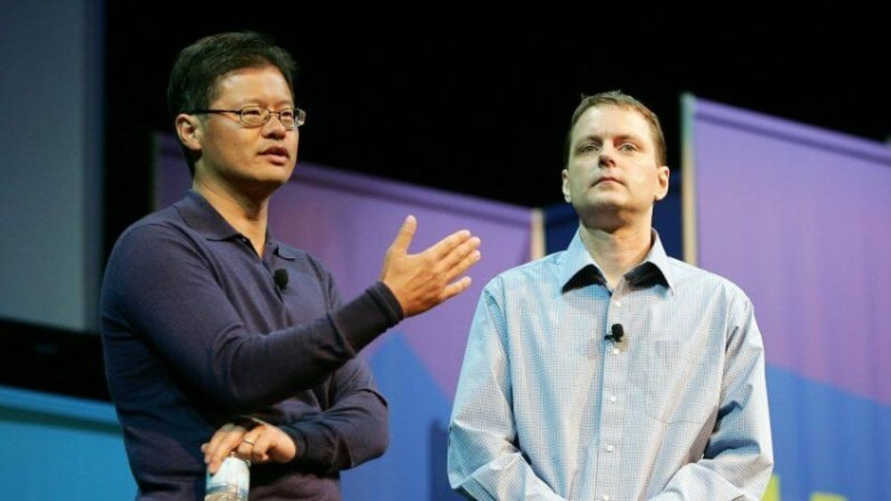 Jerry Yang and David Filo: Yahoo