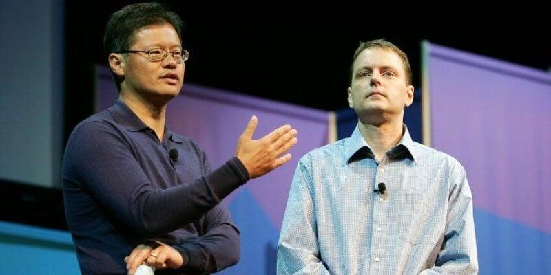 Jerry Yang and David Filo: Yahoo