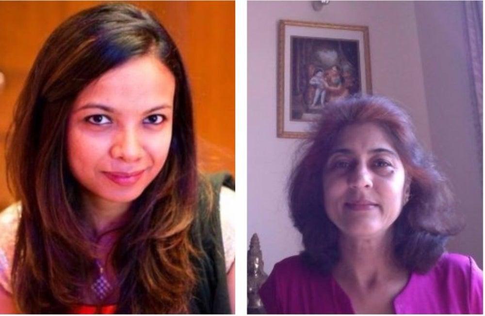 SAHA Fund - Ankita Vasisth and Usha Amin