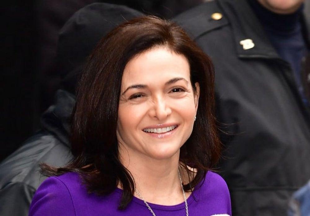 Sheryl Sandberg, 7 hours