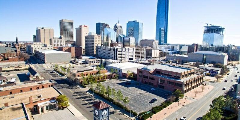 Fastest: Oklahoma City, Okla.