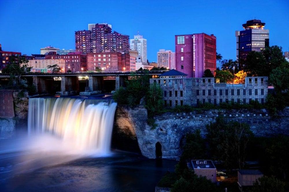 Fastest: Rochester, N.Y.