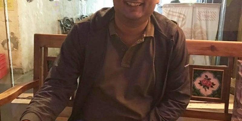 Kalyan Karmakar - @Finelychopped (71.6K)