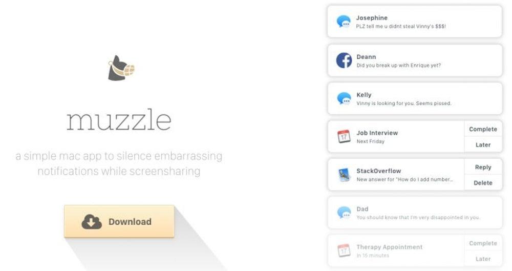 Muzzle, free