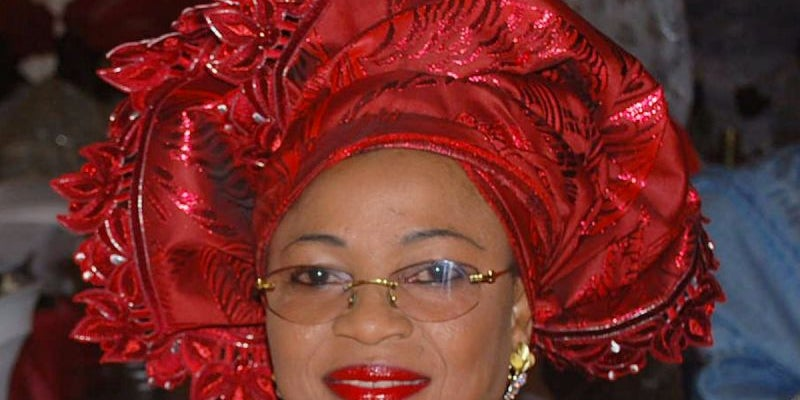 Folorunsho Alakija: $1.61 billion
