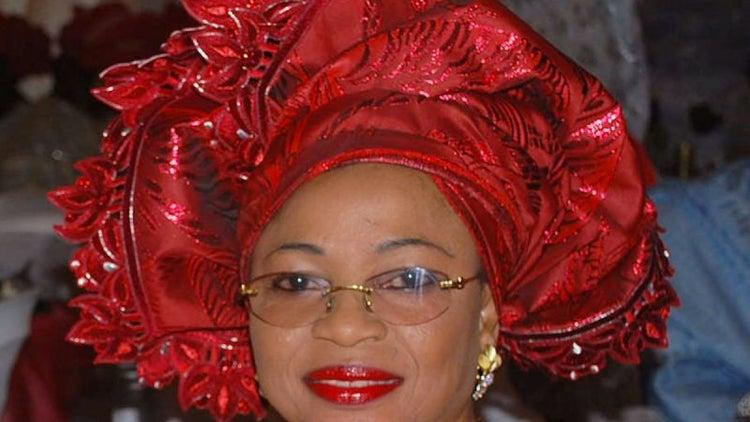 Folorunsho Alakija richest african woman