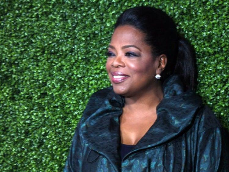 Richest black billionaire Oprah winfrey