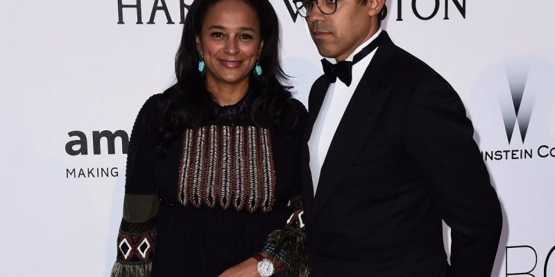Isabel Dos Santos: $3.1 billion