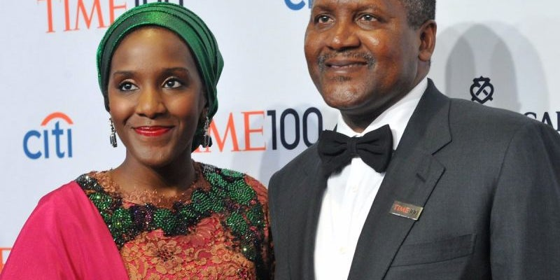 Aliko Dangote: $12.2 billion