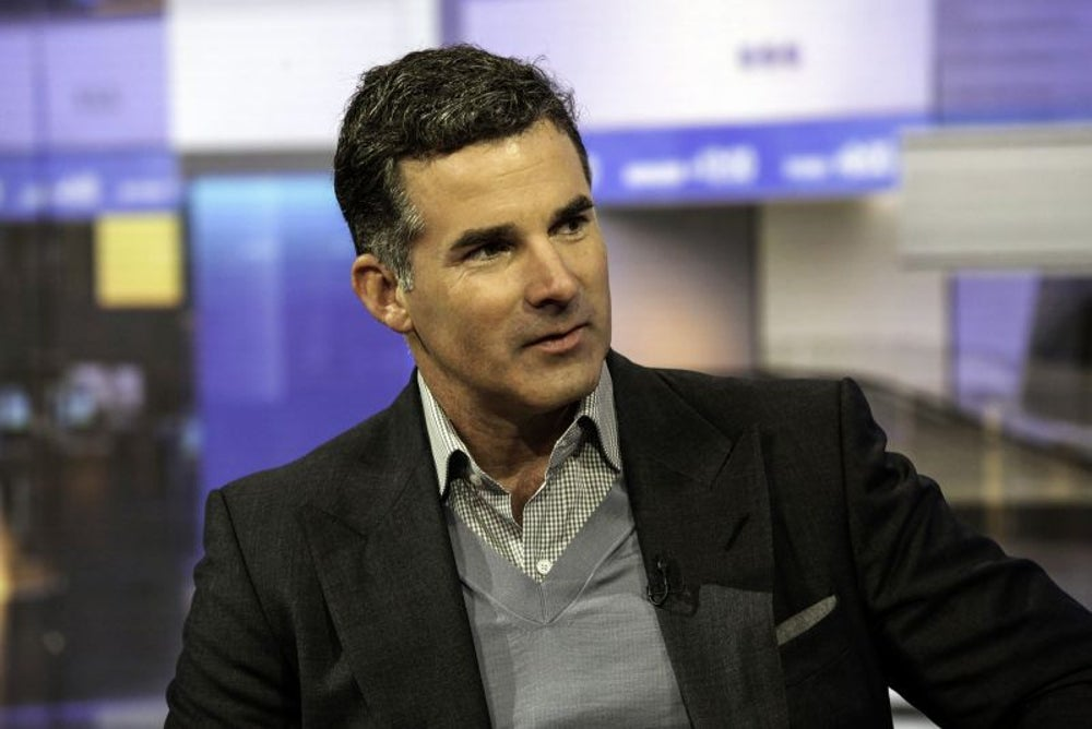 Kevin Plank, CEO of Under Armour
