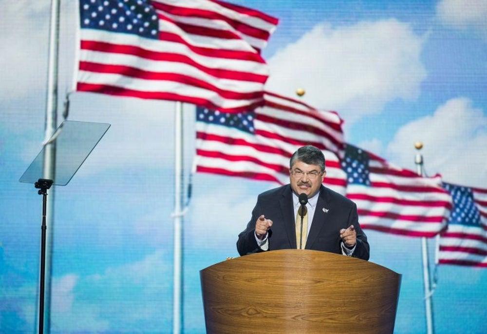 Richard Trumka, president of the AFL-CIO