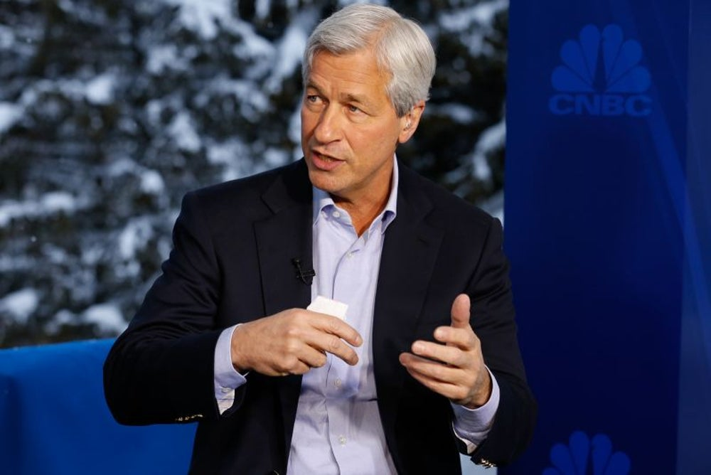 Jamie Dimon, chairman, president and CEO of JPMorgan Chase