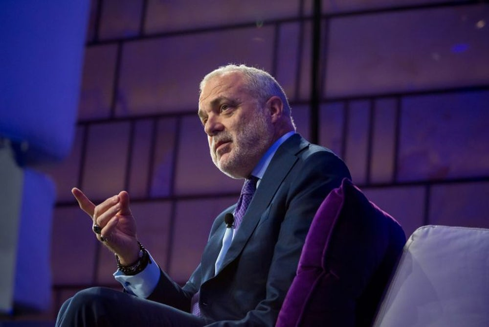 Mark Bertolini, CEO of Aetna