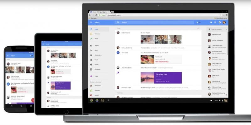 Gmail for mobility