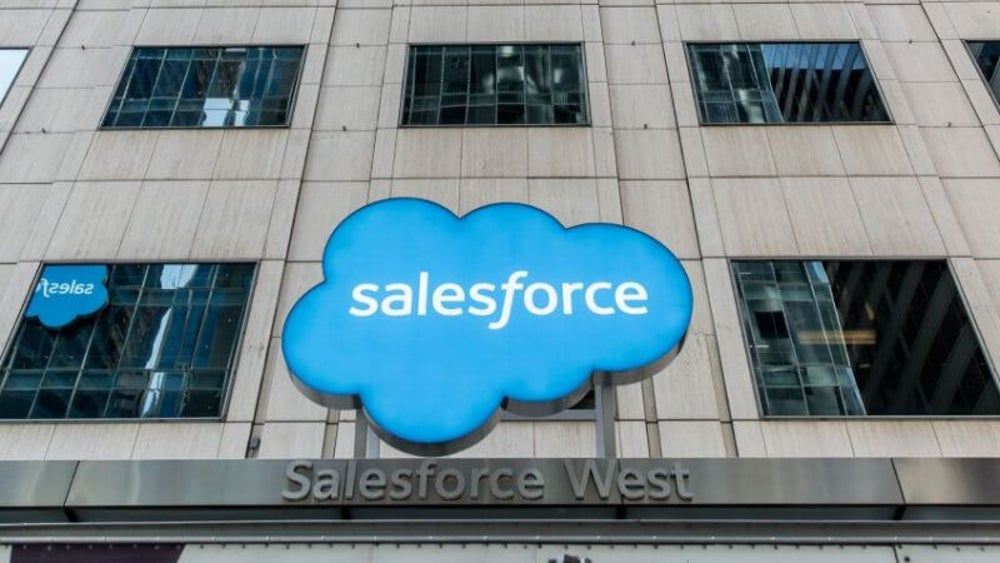 Salesforce: $6,450