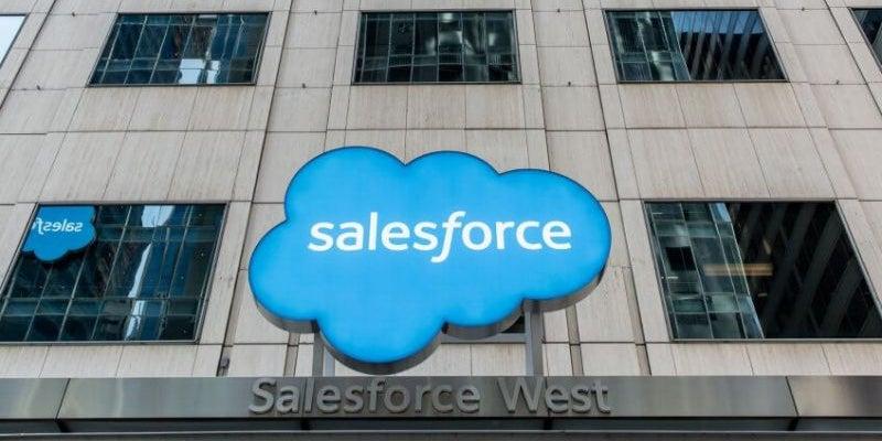 Salesforce: $6,450