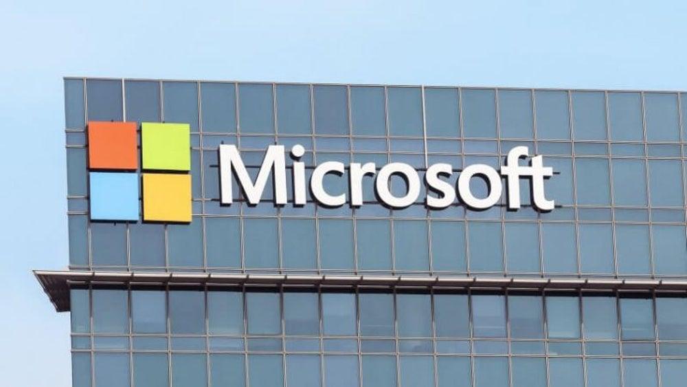 Microsoft: $7,100